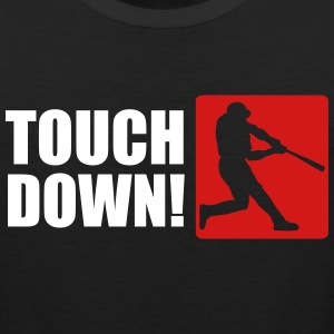 Touch Down Tank Tops - Men's Premium Tank