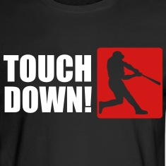 Touch Down Long Sleeve Shirts
