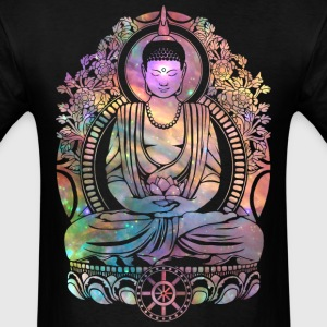 Cosmic Buddha T-Shirts - Men's T-Shirt