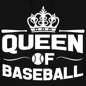 Queen of baseball Hoodies - Women's Hoodie