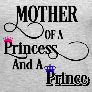 Mother Princess & Prince Tanks - Women's Premium Tank Top