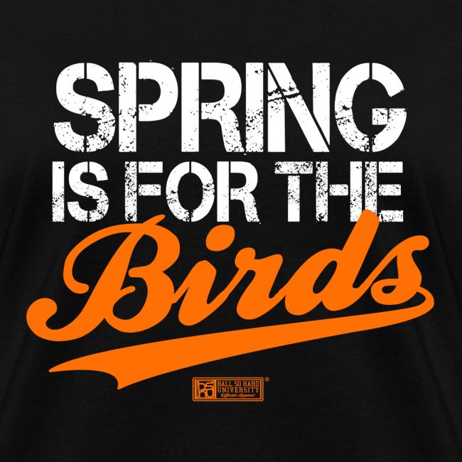 Spring Birds W