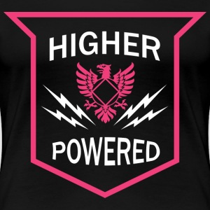 HigherPowered Women's T-Shirts - Women's Premium T-Shirt