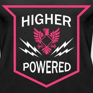 HigherPowered Tanks - Women's Premium Tank Top