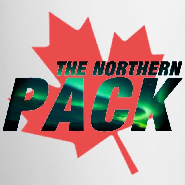 """Northern Pack Leaf"" Coffee Mug"