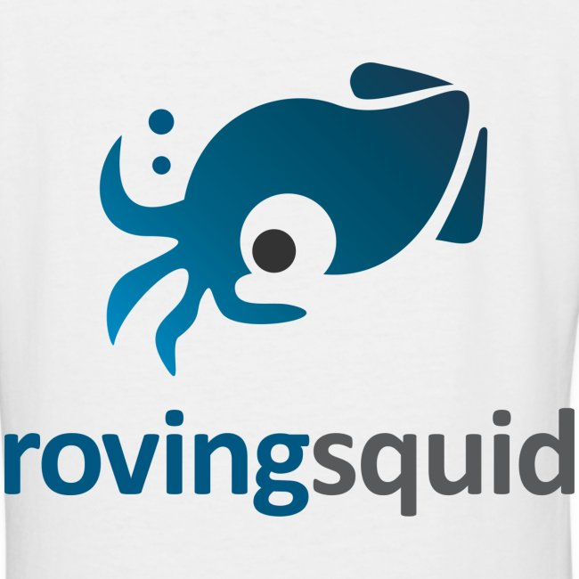 Roving Squid Women's Logo T-shirt