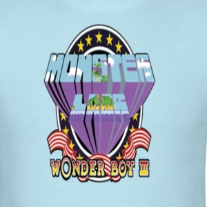 Wonder Boy III - Men's T-Shirt
