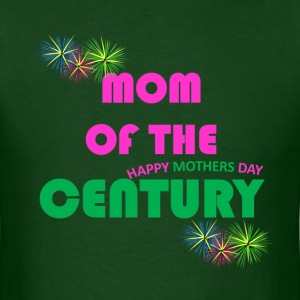 Mom of the Century T-Shirts - Men's T-Shirt