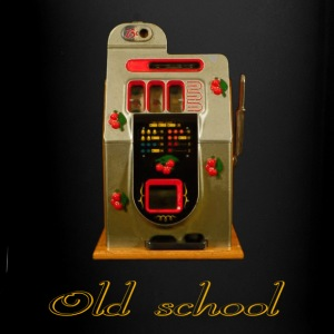 old school slots - Full Color Mug