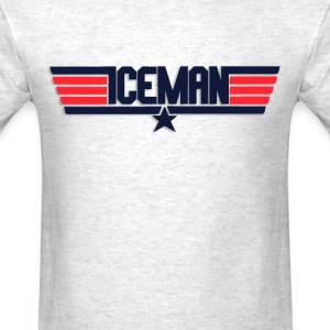 Ice Man (1) - Men's T-Shirt