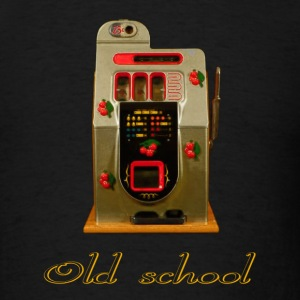 old school slots - Men's T-Shirt
