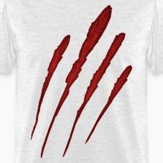 Werewolf claw marks - photo#37