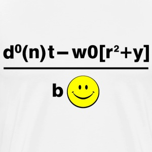 Don't Worry Be Happy - Men's Premium T-Shirt
