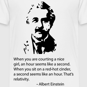 Einstein Quote Baby & Toddler Shirts - Toddler Premium T-Shirt