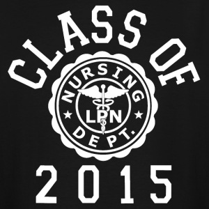 Class Of 2015 LPN T-Shirts - Men's Tall T-Shirt