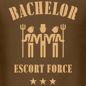 Bachelor Escort Force (Stag Party) T-Shirts - Men's T-Shirt
