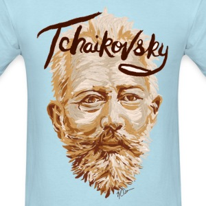 Tchaikovsky tee - Men's T-Shirt