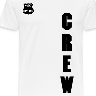 Design ~ MFX CREW - CML BLACK ON WHITE