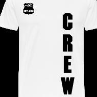 Design ~ MFX CREW - CML BLACK ON WHITE