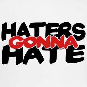 Haters Gonna Hate, 2 Color Vector Caps - Trucker Cap