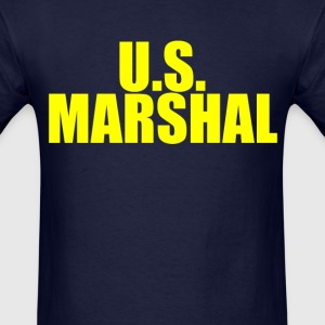 US Marshal (3) - Men's T-Shirt