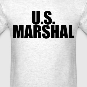 US Marshal (1) - Men's T-Shirt