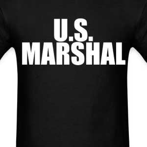 US Marshal (2) - Men's T-Shirt
