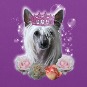 chinese crested princess Bags & backpacks - Tote Bag