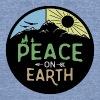Peace on Earth - Unisex Tri-Blend T-Shirt