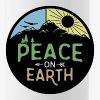 Peace on Earth - Water Bottle