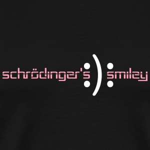 smiley schrödinger T-Shirts - Men's Premium T-Shirt