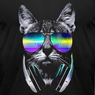 Design ~ Psychedelic Kitty