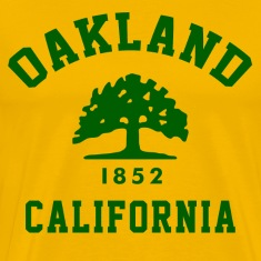 oakland california T-Shirts