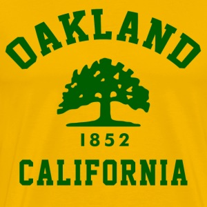 oakland california T-Shirts - Men's Premium T-Shirt