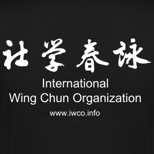Wing Chun Tshirt black - Men's Premium T-Shirt
