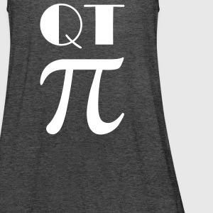 QT Pi  Tanks - Women's Flowy Tank Top by Bella