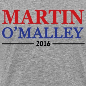 Martin Omalley 2016 T-Shirts - Men's Premium T-Shirt