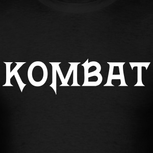 Kombat T-Shirts - Men's T-Shirt