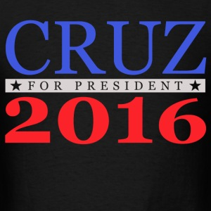 Ted Cruz 2016 T-Shirts - Men's T-Shirt