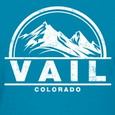 Vail Colorado Women's T-Shirts