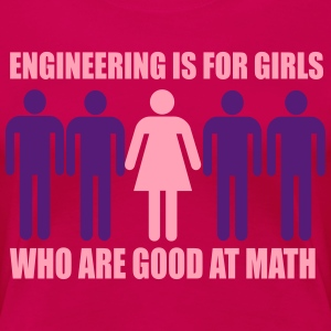 EngineeringGirls Women's T-Shirts - Women's Premium T-Shirt