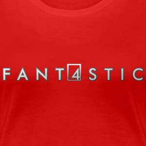 fantastic_4 - Women's Premium T-Shirt