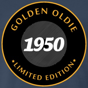 Birthday 1950 Golden Oldie - Men's Premium T-Shirt