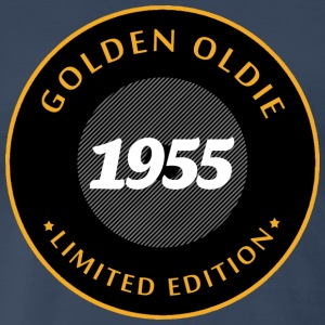 Birthday 1955 Golden Oldie - Men's Premium T-Shirt