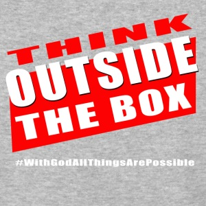 Outside the box - Baseball T-Shirt