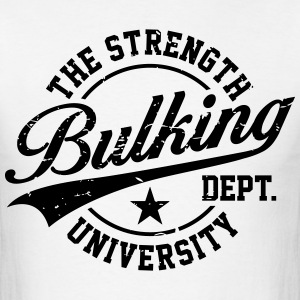 TSU - BULKING DEPT. T-Shirts - Men's T-Shirt