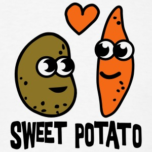 Sweet Potato  T-Shirts - Men's T-Shirt