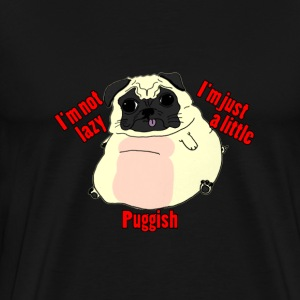Puggish T-Shirts - Men's Premium T-Shirt