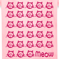 Design ~  meow cat Kids' T-Shirt