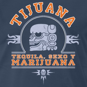 TIJUANA - Men's Premium T-Shirt